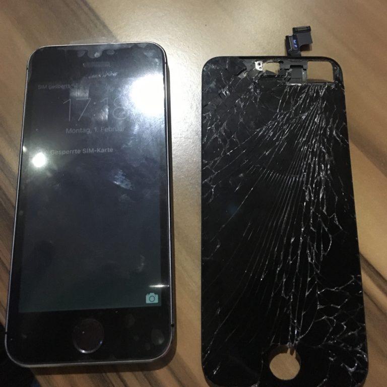 iPhone Reparatur mrust.de
